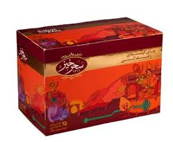 چای زعفران سحرخیز