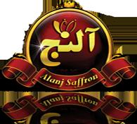 لوگوی آلنج زعفران