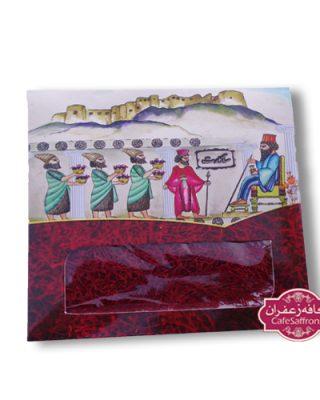 زعفران پاکتی