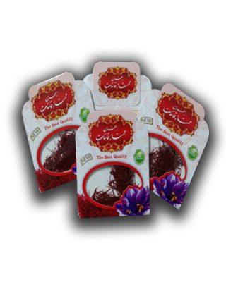زعفران پاکتی ممتاز قائنات (۰٫۲ گرم)