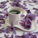 خواص گلبرگ های ارغوانی زعفران