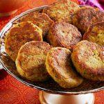 کتلت مرغ با زعفران ،طرز تهیه کتلت مرغ زعفرانی خوشمزه و مجلسی